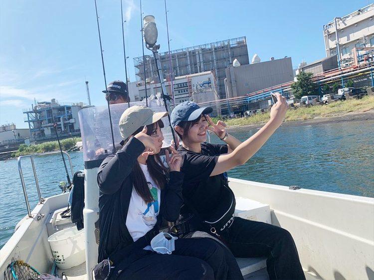 【めっちゃ楽しい】超お得!船でアジ釣りができる女子会プランに参加してきた【2時間】
