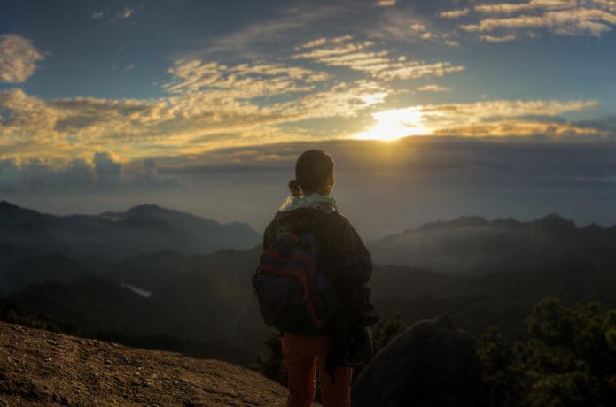関西の山は日帰りだけじゃない!1泊2日の登山プラン5選