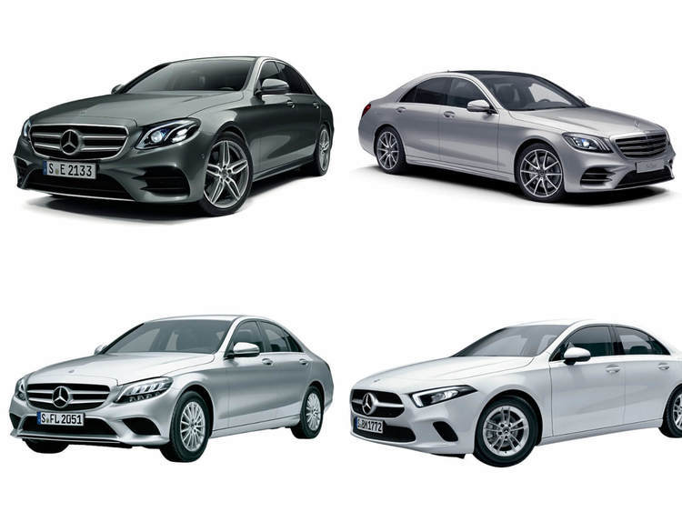 【メルセデスAMG】新車で買える現行車種一覧|2019年最新情報