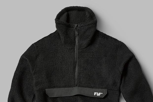 アルプス生まれの新ブランド「FW」がローンチ! パッカブル仕様のフリースJKTに注目。