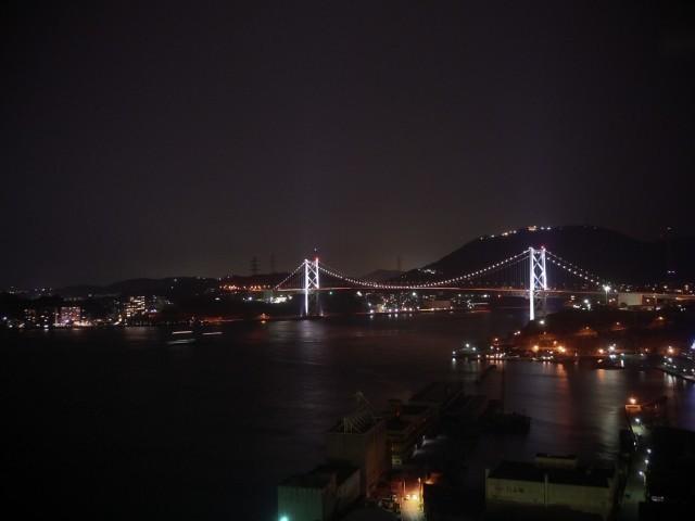 九州と本州を分断する関門海峡!門司と下関へドライブ!