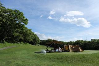 【おすすめキャンプ場14】富士山の目の前!遊園地も楽しめる「PICA富士ぐりんぱ」