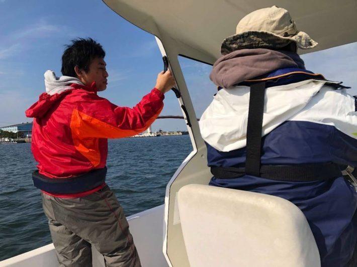 【ドキドキ】はじめて「船長」としてボート釣りをしてみた