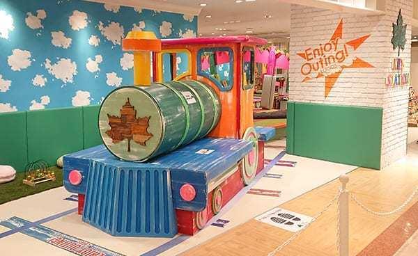 お子さんとアウトドア疑似体験!キッズパーク『KIDS STATION produced by LOGOS』オープン!