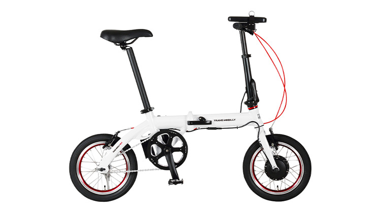 世界最小最軽量クラスの折りたたみ電動アシスト自転車の多機能っぷりがスゴすぎる!