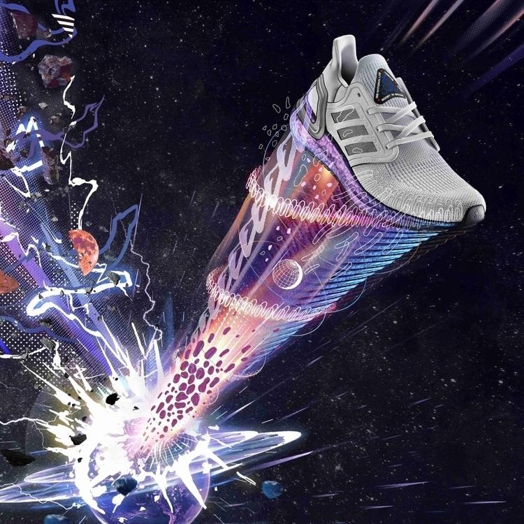 アディダス『ULTRABOOST 20』は宇宙インスパイアモデル。12月6日より発売開始