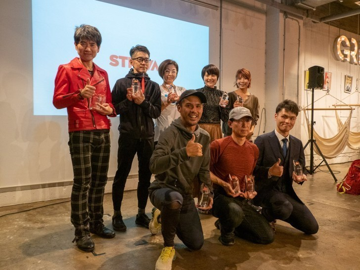 今年一番がんばった人たち。11人がSTRAVA JAPAN AWARD 2019を受賞
