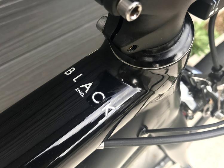 あなたのロードバイクを見せてください!第49弾 キャノンデールのCAAD12(Black inc ※限定モデル)