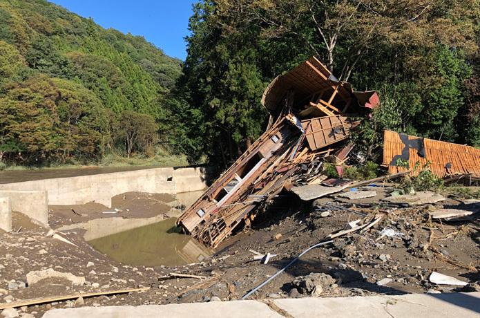 【急募】台風で壊滅的な被害を受けた2つのキャンプ場の「クラウドファンデイング」がスタート!