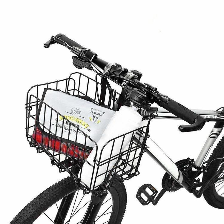 【2019】クロスバイク用カゴおすすめ10選!つける場所や種類別にご紹介!