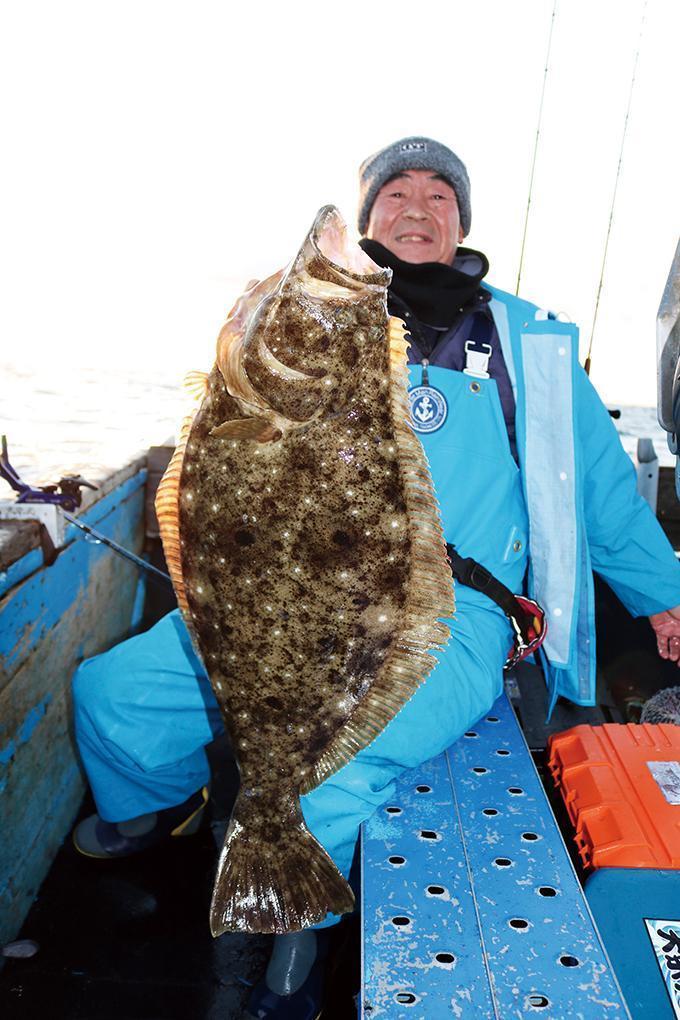 今年はいいぞ~‼乱舞!鹿島沖ヒラメ!大型&数釣りで部分解禁!