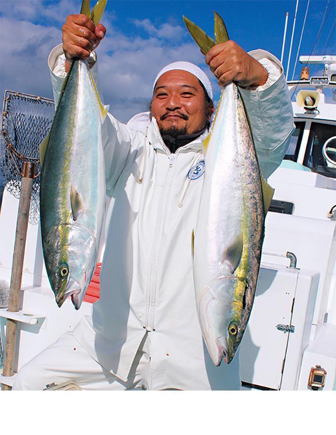 5kg級!入れ食いワラサ!東伊豆・初島沖で開幕ロケットスタート!!