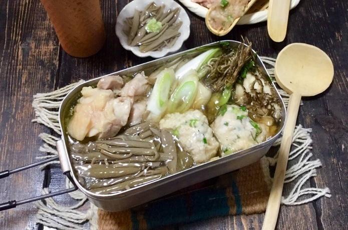 目指せメスティンマニア!@mestinmaniaの絶品レシピ#52【じゅんさい鍋】