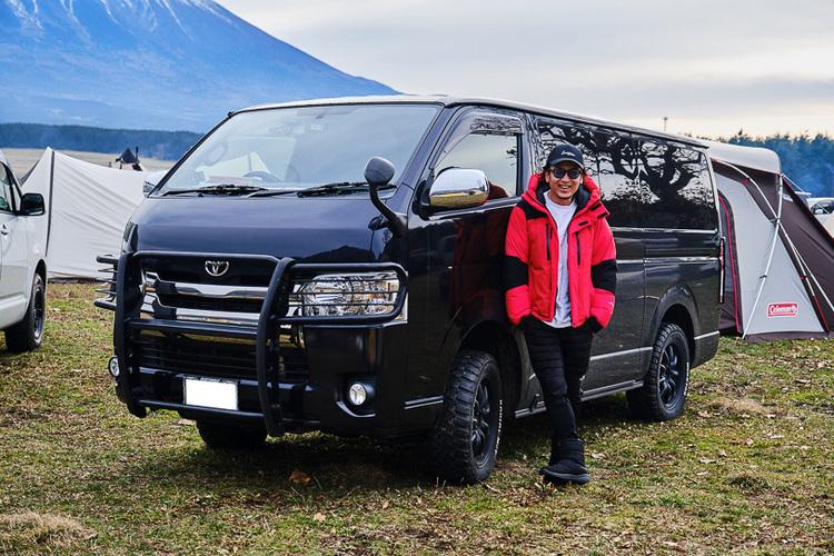 冬のおしゃれキャンプ系クルマスナップ@ GO OUT CAMP 冬 2019  #1