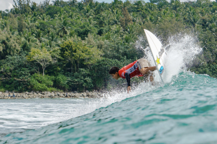 WSL QS5,000  Corona Open Chaina hosted by Wanningでファイナルデイに勝ち残った日本人は??明日、勝者が決まる。