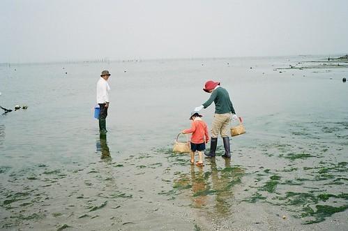潮干狩りにおすすめの持ち物と服装を総まとめ!大人・子供別に持ち物&服装をご紹介!