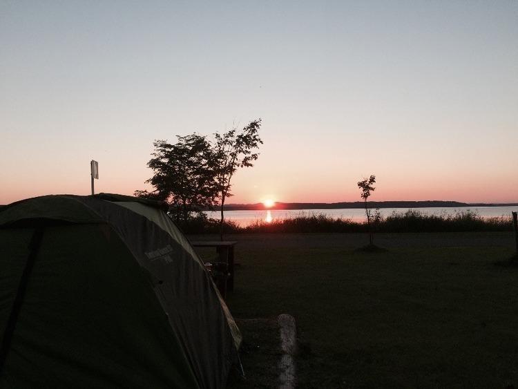 【設備完備】「クッチャロ湖畔キャンプ場」はWi-Fiが利用可能なキャンプ場