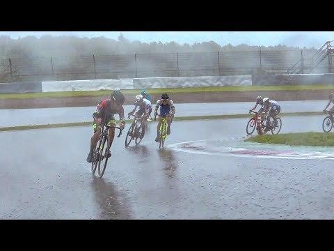 濃霧と雨中のレースを制した武山晃輔が念願のタイトル獲得 2019全日本ロード男子U23