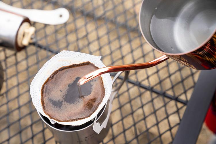 【レビュー】キャンプで最高のコーヒーを飲むなら「セイコー珈琲」のフィルターが理想