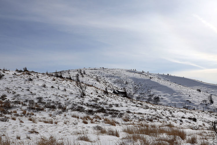 北アルプスを一望する松本の三百名山 - 鉢伏山