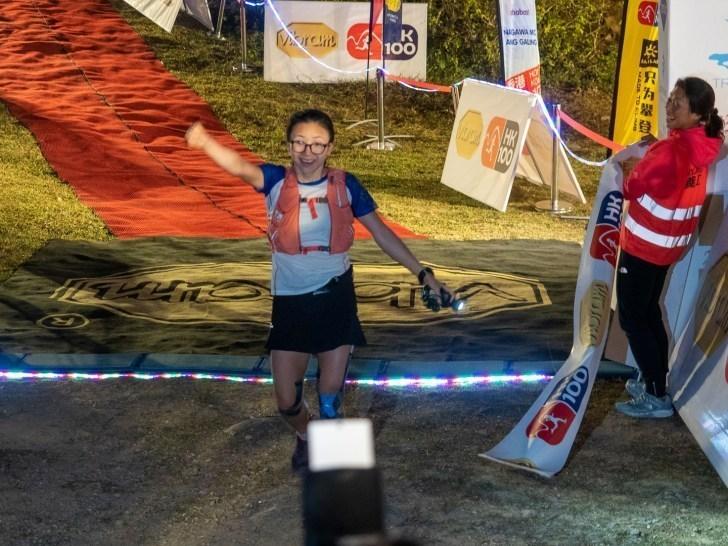 シャン・フージャオ、イウ・ペイチャンがともに好記録で優勝・2020 Vibram Hong Kong 100 Ultra Trail Race リザルト
