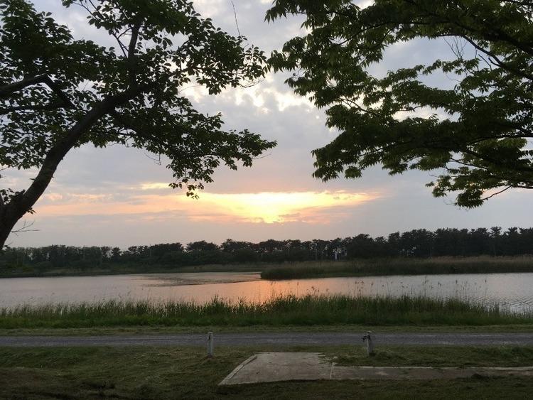 【秋田県】歴史のロマンを感じる無料キャンプ場「南の池公園キャンプ場」の使用感想