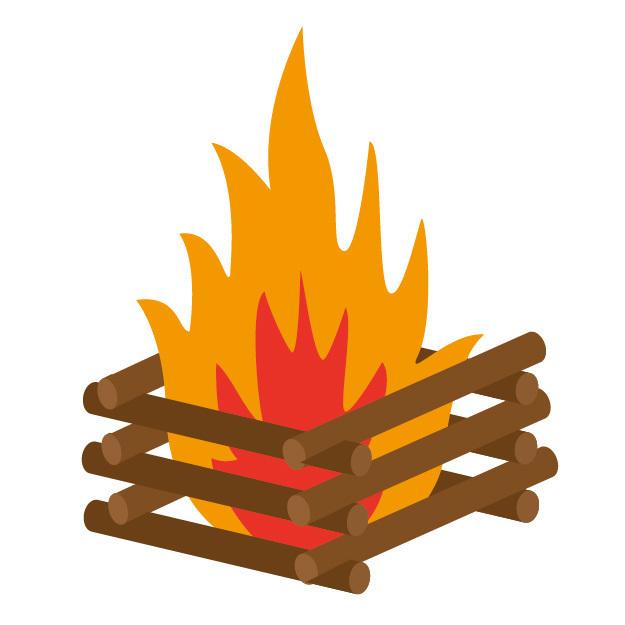 キャンプでの直火の意味&禁止な理由は?マナー違反にならないための注意点を解説!