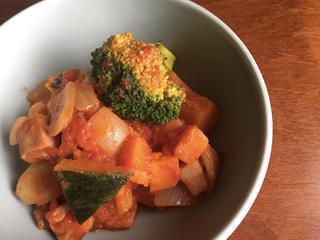 【レシピ公開】冬野菜たっぷりラタトゥイユ 食材の旨味が詰まったコクのある味に!