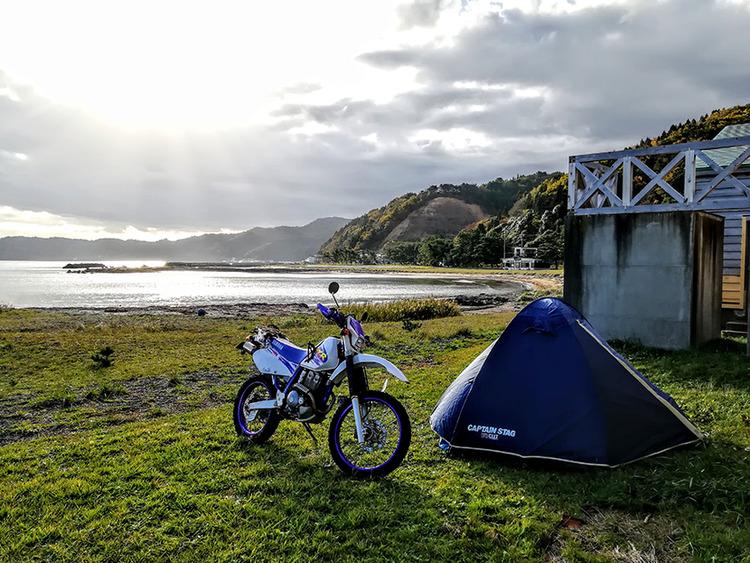 【47都道府県を制覇した旅人が伝える】キャンプ好きならオフロードバイクを買うべき理由