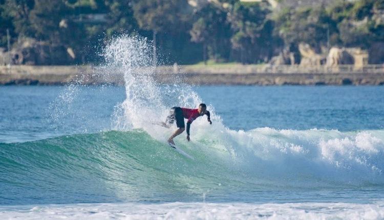 村上舜が世界QSランキング4位に!WSLチャレンジャーシリーズ初戦『Sydney Surf Pro』