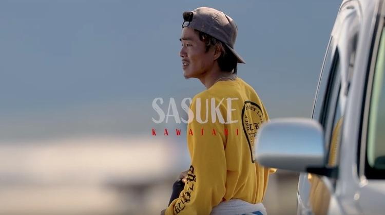 【BAGBEE最新動画】史上初となる大阪出身の日本一のプロサーファーに輝いた2019年グランドチャンプ河谷佐助をフィーチャー!!