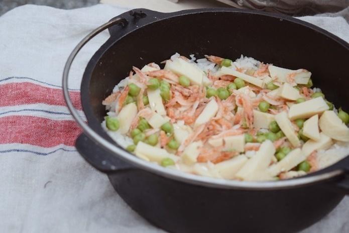 【たけのこ・アサリ・桜えび】春が旬の食材を使った4つの美味しいレシピ