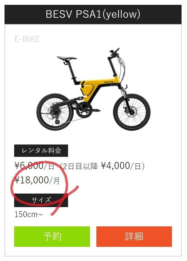 宅配レンタサイクル「CycleTrip BASE」が期間限定で最大2,000円割引の応援プランを実施