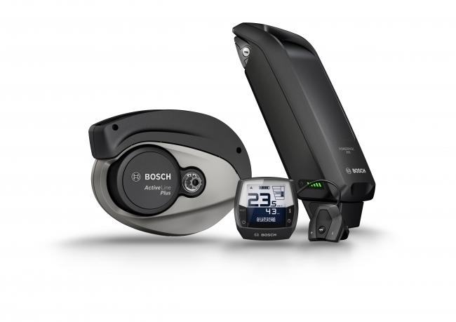 スムーズなアシストに多彩な種類が特徴 Bosch Active Line Plus搭載E-Bikeを紹介