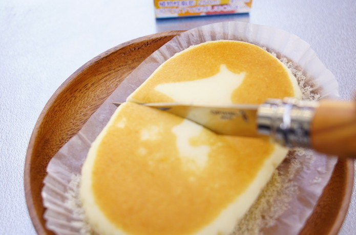 さくっと作って、あら激ウマ!「北海道チーズ蒸しケーキ」で作る絶品デザート