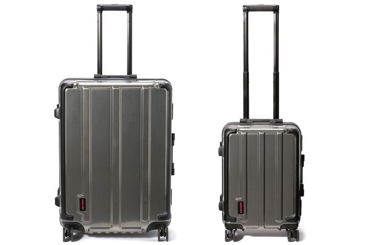 ビームスプラスの別注で、ブリーフィングの頑強スーツケースがグッと都会的に!