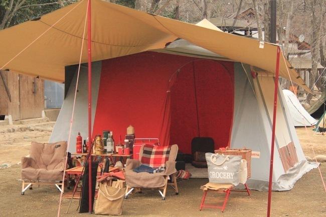 【完全復活まであと少し!】不動尊公園キャンプ場CURRENT