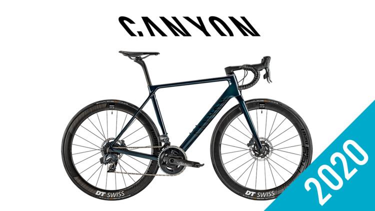 2020年最新!CANYON(キャニオン)ロードバイクおすすめ厳選9台&全モデル紹介