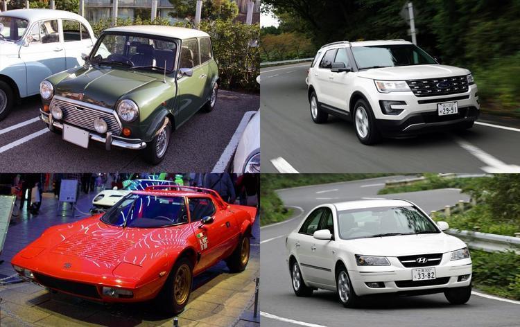 挑戦失敗! 日本に正規輸入されるもあえなく撤退した輸入車ブランド4選