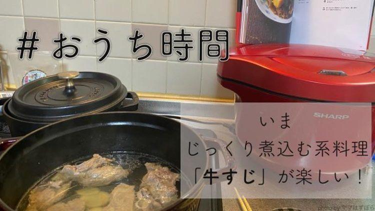 【圧力鍋なし】じっくり煮込んで作る「牛スジ煮込み」料理が楽しい!【安ウマ】