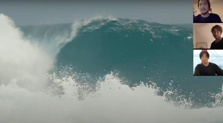 【oceanpeople最新動画】見たこともない強烈な波に遭遇!? 大野Mar修聖、湯川正人、小林直海、Craig Anderson、Chippa Wilsonたちとのクルイ・トリップVol.2