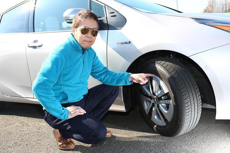 静かなタイヤは「溝」でわかる! レーシングドライバーが教える「溝の見方」と騒音の仕組み