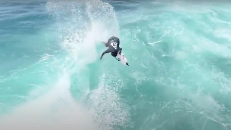 【サーフトリップ】ランド、水中、空撮の3アングルが織りなす臨場感! 浜松を代表するプロサーファー三浦涼によるバリトリップ2020Feb