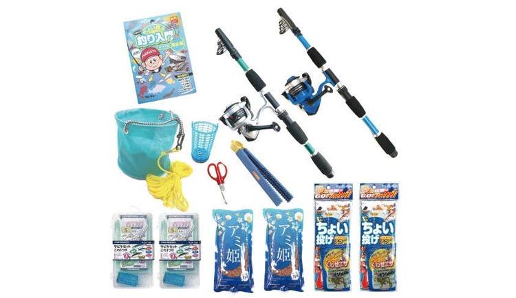 サビキ釣りの時期っていつ?釣り方やおすすめタックルをご紹介します!