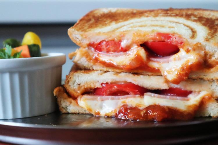 【7daysチャレンジ】ホットサンドメーカーのみで、毎日の朝食を作ってみた