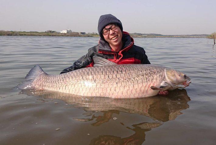 週末利根川生活。10週連続で超巨大魚「アオウオ」を追った軌跡