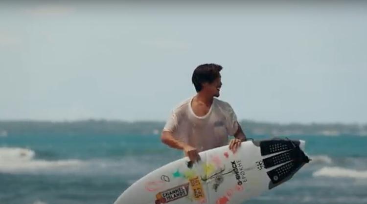 【oceanpeople最新動画】待望のインドネシアの秘境クルイトリップ第4弾は大橋海人、湯川正人、小林直海による思い出のサンドバーセッションを収録!!