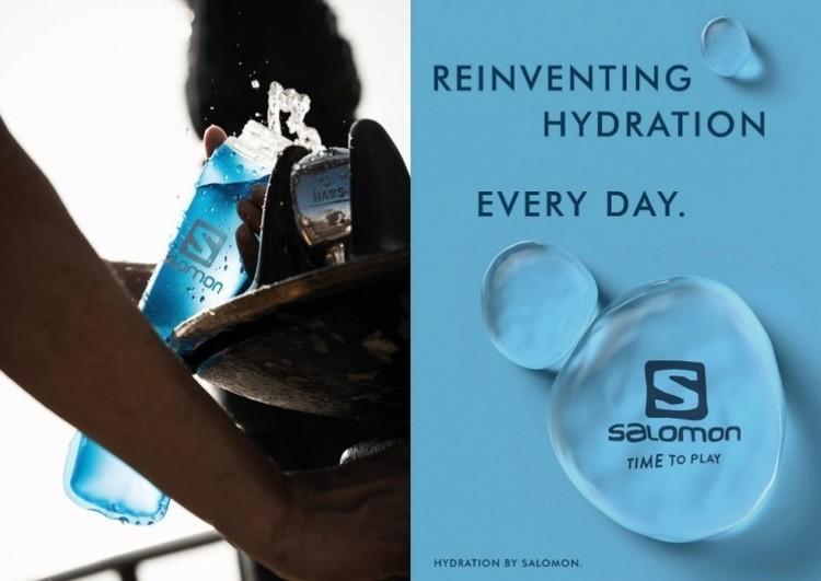 ランニング時の水分補給が劇的に快適になる!サロモン ハイドレーションシリーズがアップデート