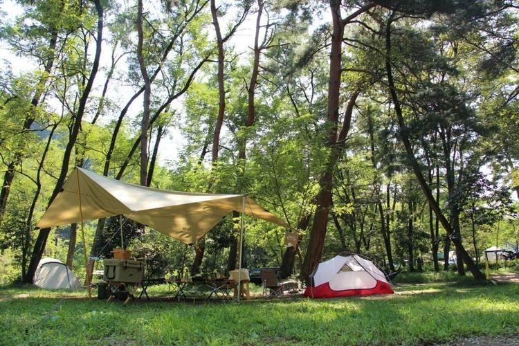 【インタビュー】大切な人と過ごす大好きで思い出いっぱいのキャンプ。