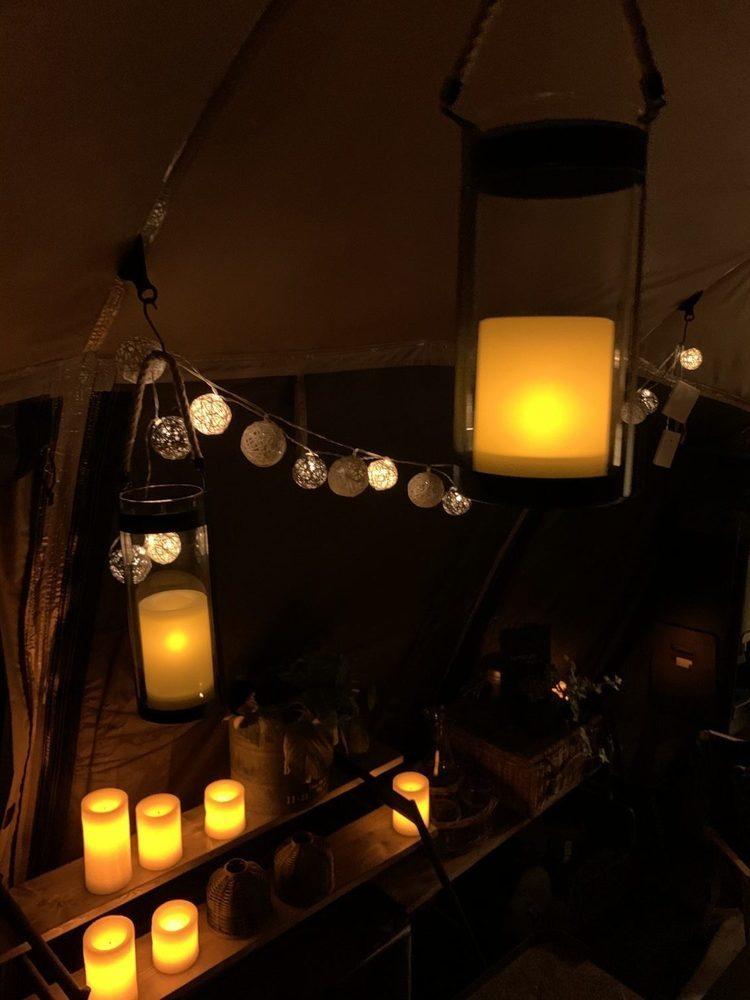 luxdiclasse LEDソーラーランタン Notte